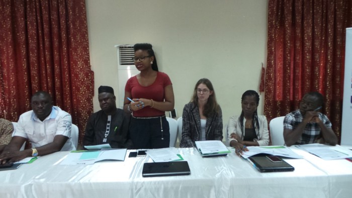 The Youth Initiative for Advocacy, Growth and Advancement, YIAGA, with support from the National Democratic Institute, NDI, held a three-day intensive training for Election Observation Supervisors, drawn from the 18 Local Government Areas of Ondo State.