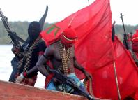 Akwa Ibom South African Niger Delta Avengers, militants