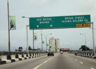 Third Mainland Bridge, Lagos, Taiwo Salaam,