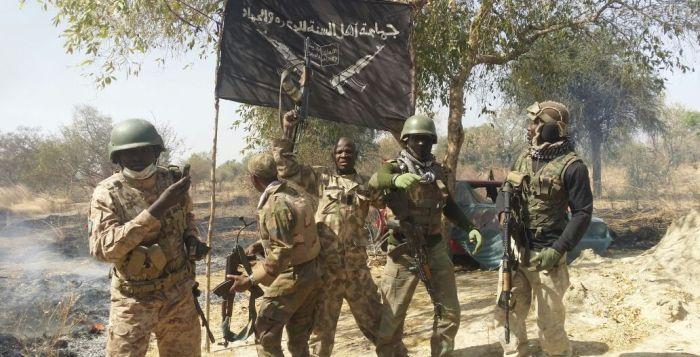 Abdulmaliki Sumonu, Yobe, Dapchi's Government Girls Secondary School, Dapchi, Boko Haram