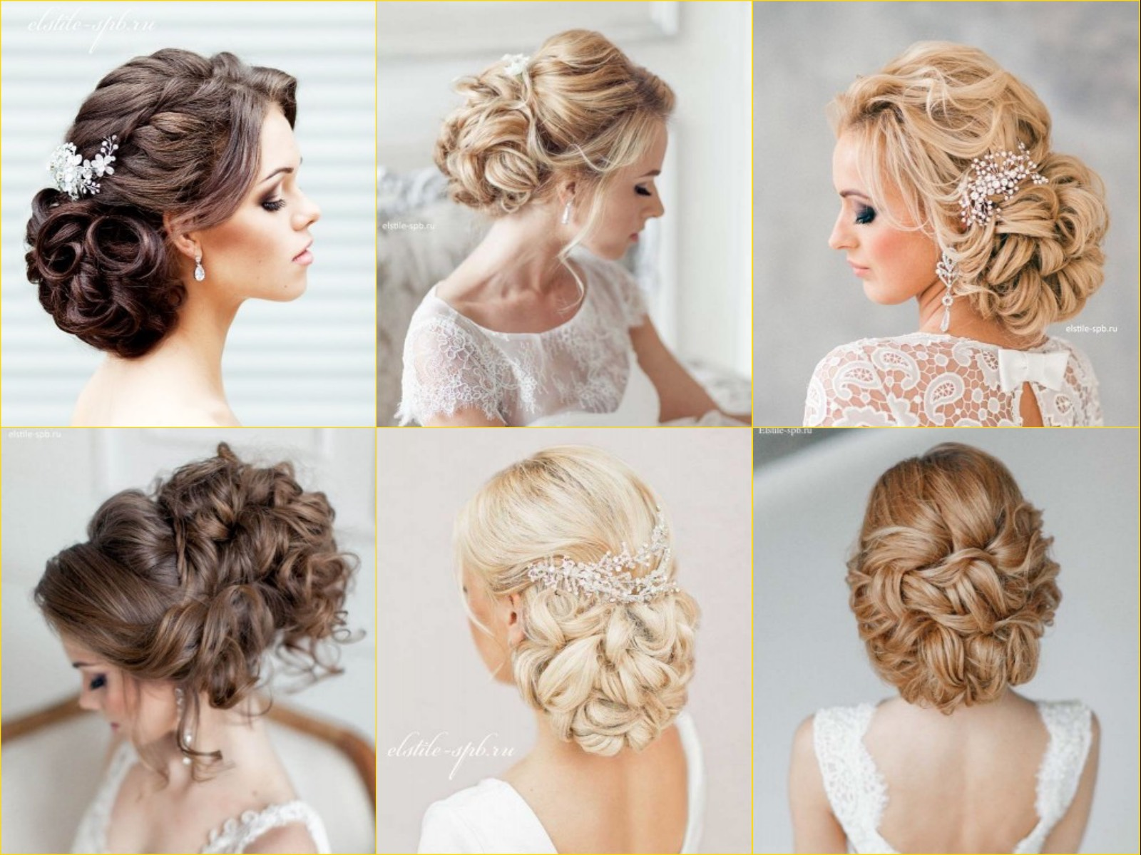 The 4 Most Desired Hairstyles By Bold Brides (PHOTOS) - The Trent
