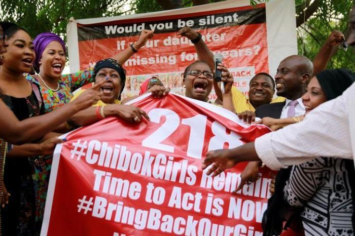 BBOG Chibok girls sambisa forest Bring Back Our Girls Boko Haram Nigeria Chude Jideonwo