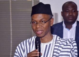 Kaduna APC youth Igbos Buhari Nasir El Rufai El-Rufai, the governor of Kaduna State