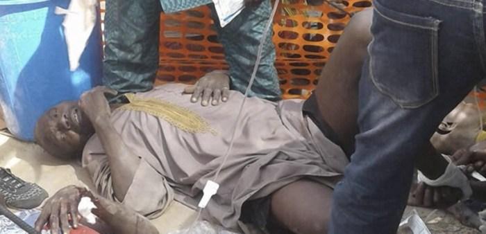 Rann IDP Camp Airstrikes