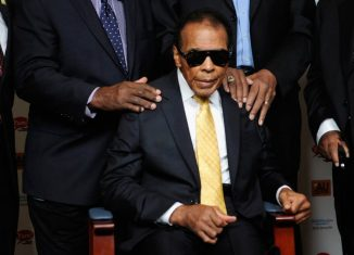 Muhammad Ali, Boxing legend