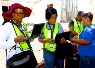 population census workers nigerian nigeria