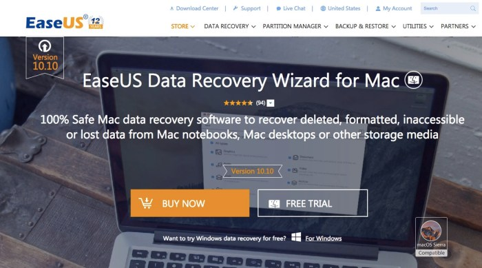Deleted Data EaseUS Recovery Software The Trent