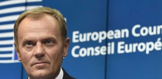 EU Donald Tusk European Council Union Chair
