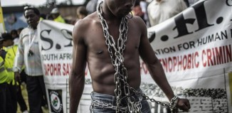 Nigerians South Africa Xenophobia xenophobic The Trent