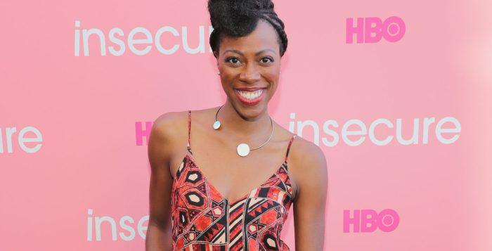 Yvonne Orji at HBO's
