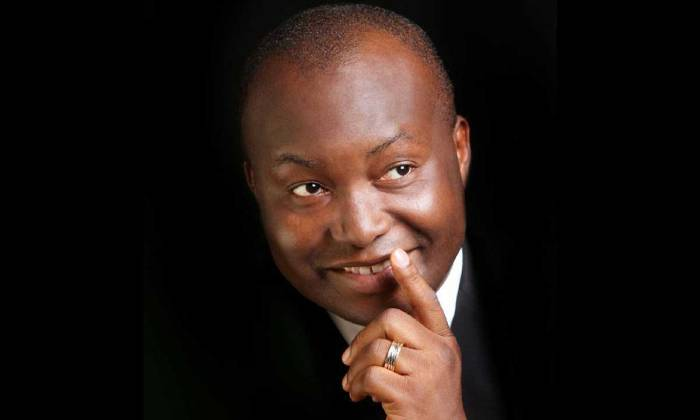 NNPC Ifeanyi Ubah, the chief executive of Capital Oil and Gas Limited