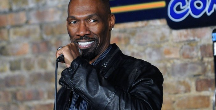 Charlie Murphy The Trent