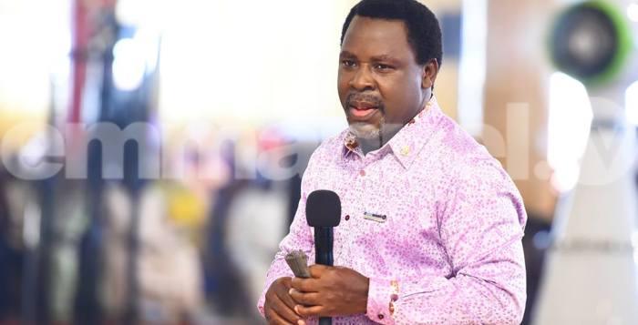 Prophet TB Joshua   Emmanuel TV
