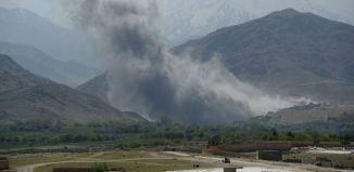 US Bombs ISIS Afghanistan
