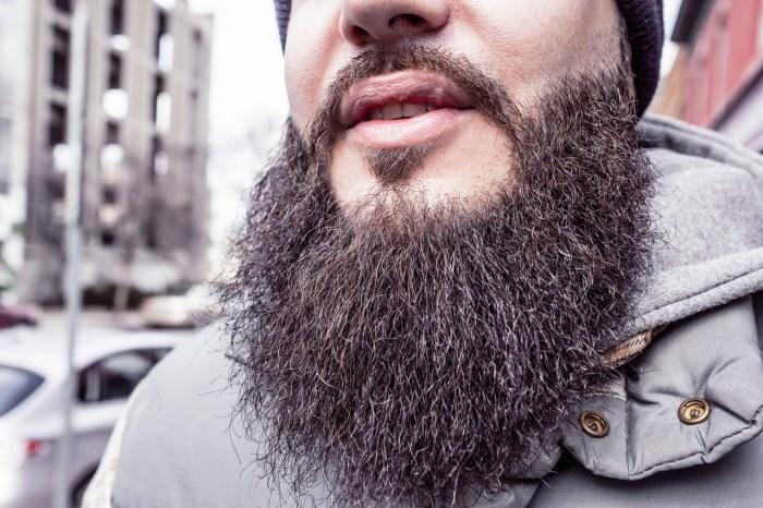 china beared
