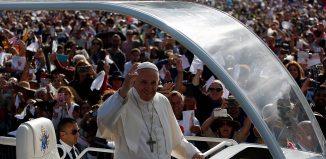 Pope Francis Fatimah