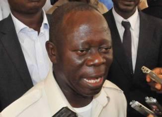Adams Oshiomhole, INEC, APC