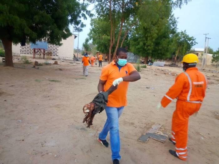 suicide bombers UNIMAID