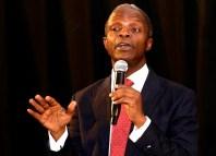 pastor Boko Haram huriwa looters Yoruba Vice President Yemi Osinbajo