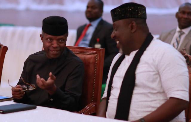 Osinbajo Nigeria governors