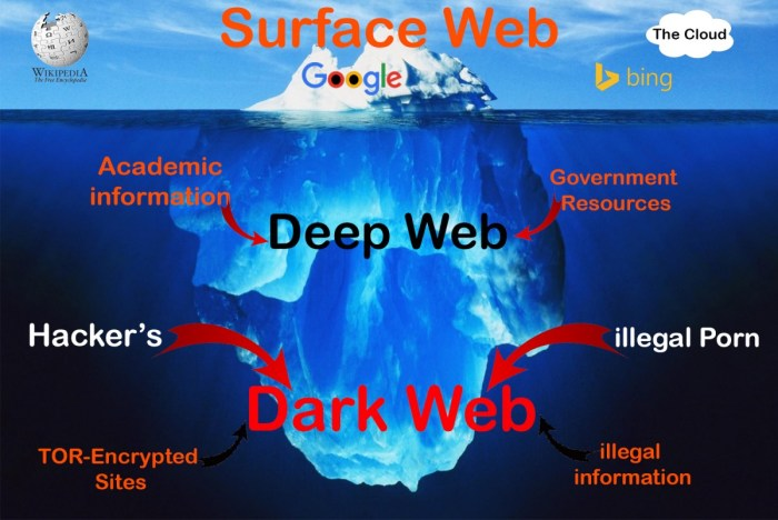 Hacker Truth Dark Web