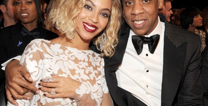 Power couple, Beyonce and Jay-Z twins