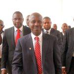Ibrahim Magu, Abdullahi Ganduje, EFCC