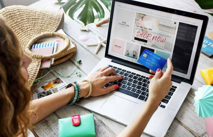 e-commerce technology option online product launch diamonds shopping online