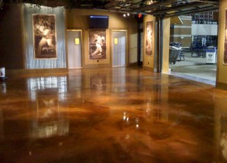 Epoxy floors Contractor