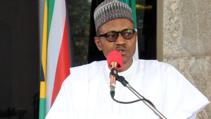 Buhari, Ambition, APC