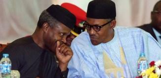 Buhari Osinbajo Hate Speeches