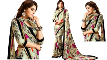Indian Saree Style The Trent