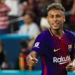 Neymar. Getty Images