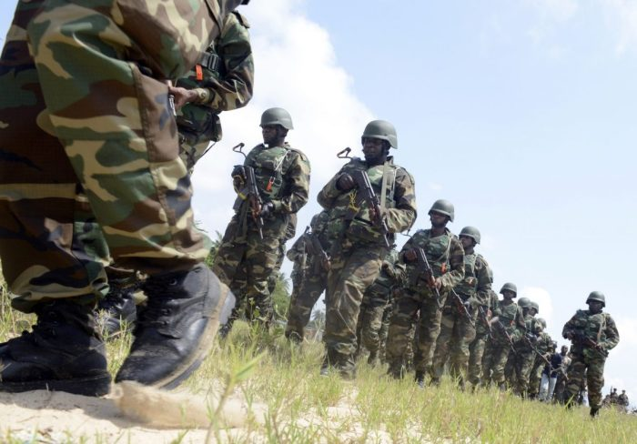Army, Boko Haram, Top, Commander, Borno, Air force