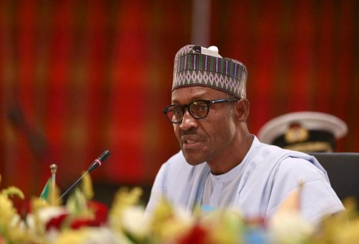 protest President Muhammadu Buhari cabinet