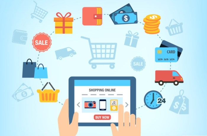 shopping carrts business