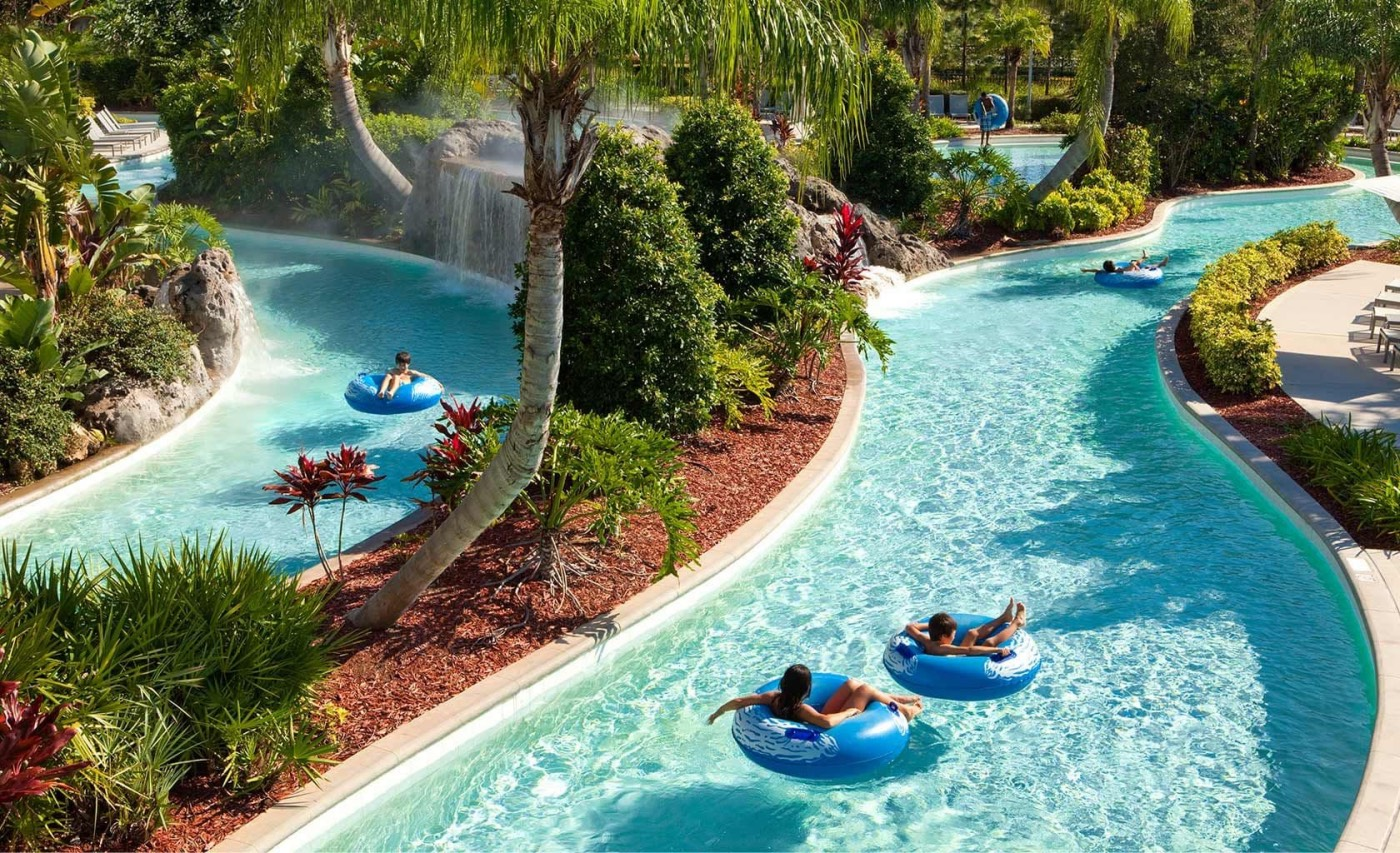 5 outstanding qualities of orlando as a vacation for Pool design orlando florida