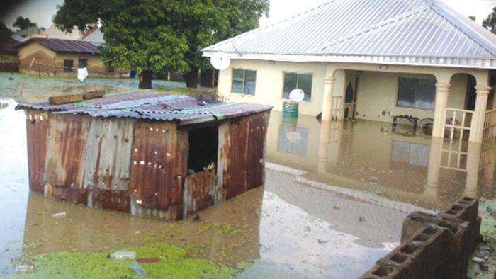 Benue floods