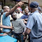 Abike Dabiri-Erewa, South African, Police, Nigerians