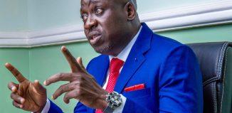 Bolaji Abdullahi, PDP, Kwara, Governorship, Bukola Saraki