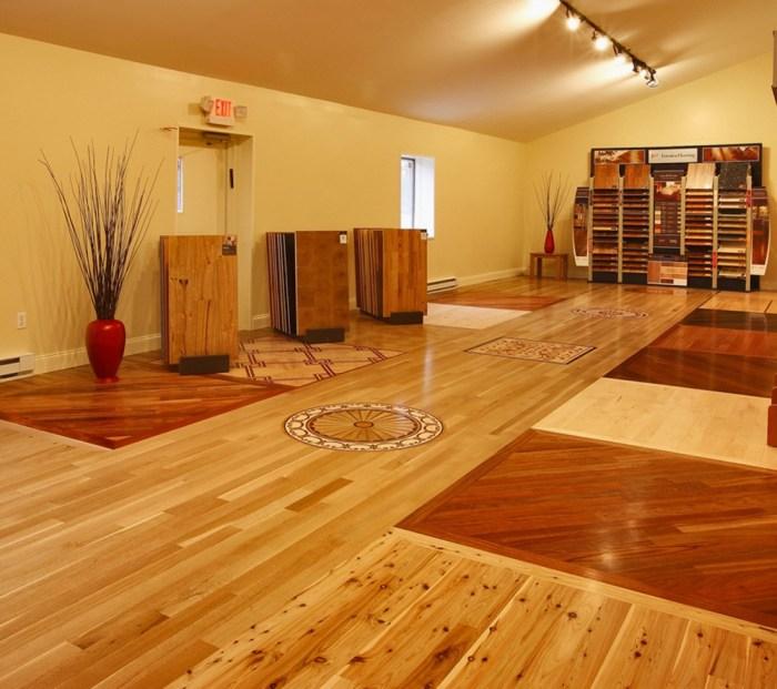 Cork flooring rooms