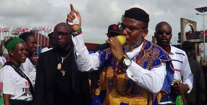 Femi Fani-Kayode South East Nnamdi Kanu, the leader of the Indigenous People of Biafra