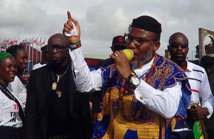 Nnamdi Kanu, Okwudili Ezenachukwu,, IPOB, Chidiebere Onwudiwe, Benjamin Madubugwu , David Nwawuisi