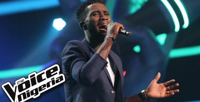 Idyl, wins The Voice Nigeria Season 2