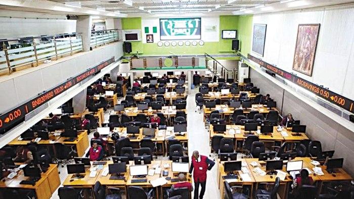 Nigerian Market Nigerian Open Market economy Lagos