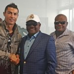 Wike Ronaldo Real Madrid
