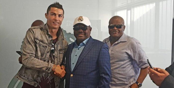 Wike Ronaldo Real Madrid