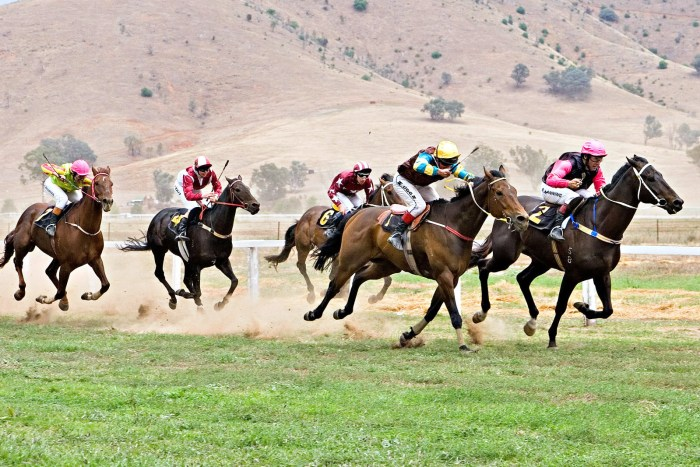 Destinations Horse Racing
