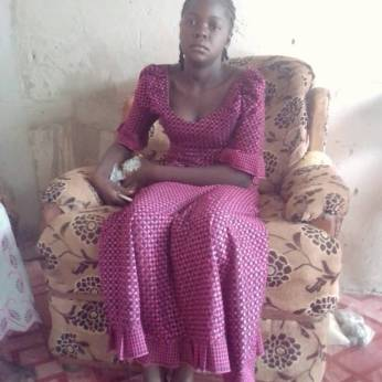 Hauwa Dadi, a 13-year old girl in Yobe State abducted from her home