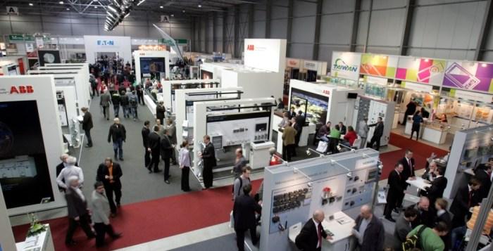 business trade fair international business